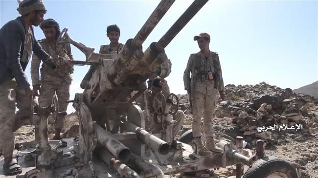 Yemeni army forces, allies achieve fresh territorial gains in Bayda
