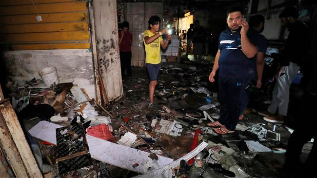 PMU faction: US responsible for massacre of Iraqis in Daesh bombing