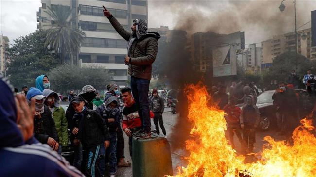 'US shedding crocodile tears while laying economic siege to crisis-hit Lebanon'