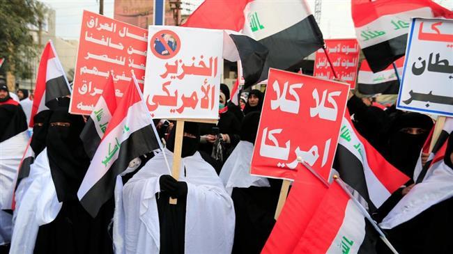 Irak: le piège se referme sur les USA