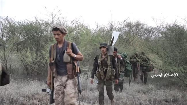 Watch: Yemeni army troops, allies conduct major offensive near Saudi border