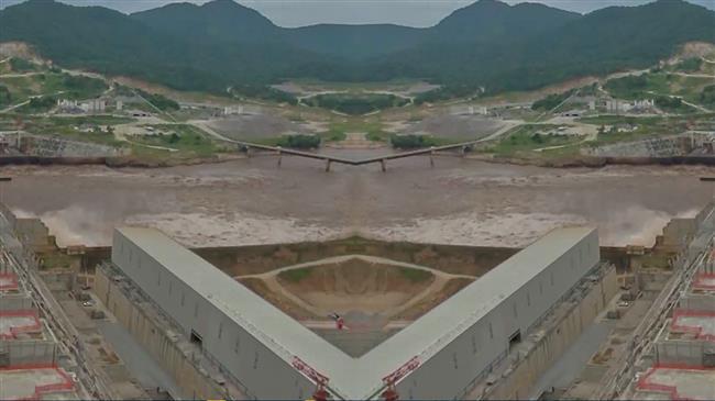 Nile dam dispute
