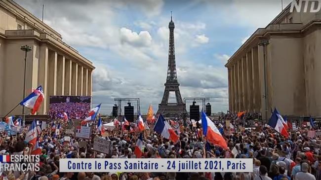 Le régime Macron tremble!