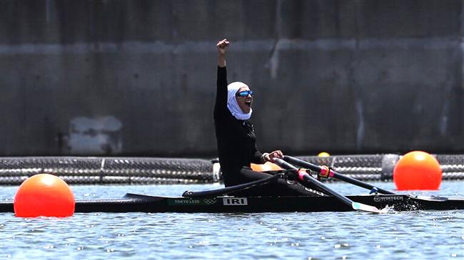 Tokyo 2020 rowing: Malaei advances to semifinals A/B