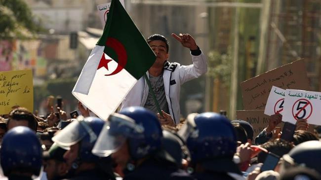 L'Empire verrouillée par l'Algérie?