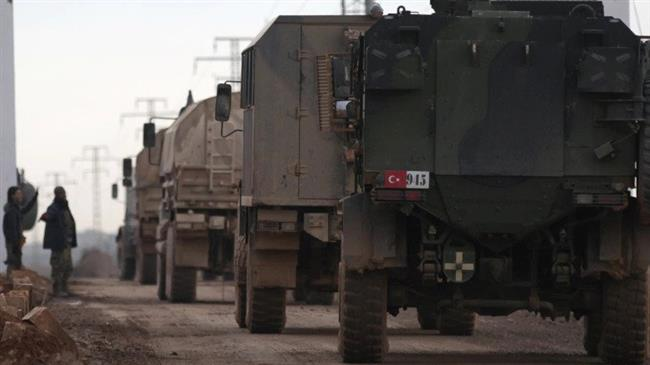 Two Turkish soldiers killed, two wounded in attack in northern Syria