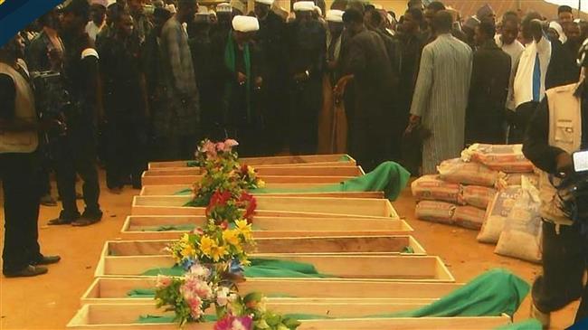Nigeria massacre anniversary