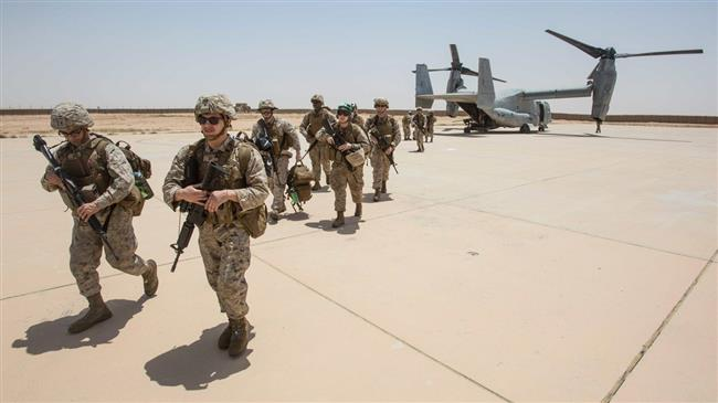 Nujaba: Entire US military, including 'criminal' air force, must leave Iraq