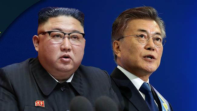 North, South Korea reconnect hotlines as activists call for peace
