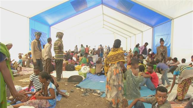 New wave of Ethiopian refugees crossing into Sudan