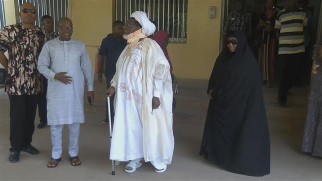 Nigeria court frees Zakzaky