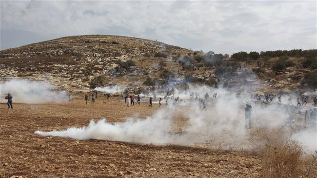 Nearly 170 Palestinians injured in Israeli attack on anti-settlement protests