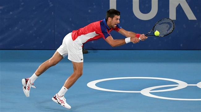 Tokyo Olympics: Djokovic eases past Nishikori into semis