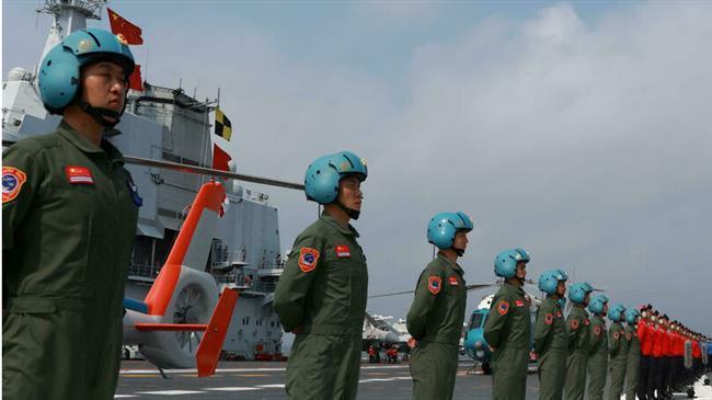 USA : la Chine prépare la guerre
