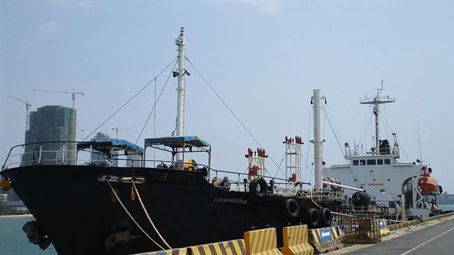 US seizes North Korea fuel shipment; Kim tells army to be ready