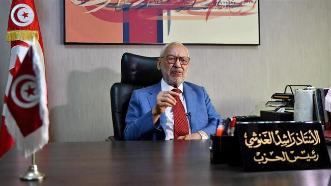 Ghannouchi: UAE feels threatened by democratic transitions, backs crisis in Tunisia