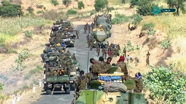 USA: l'armée éthiopienne mobilisée!