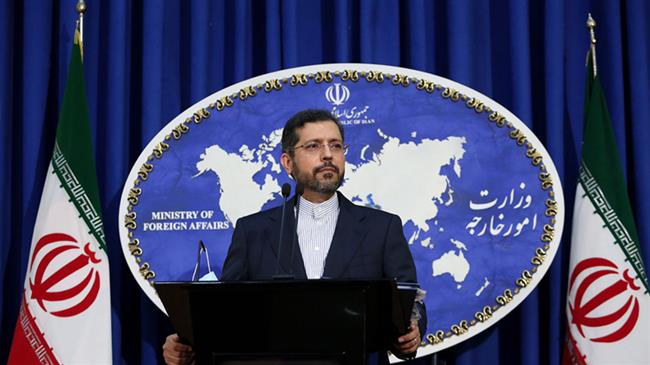 Spokesman: Any adventurism will be met with Iran's immediate, powerful response