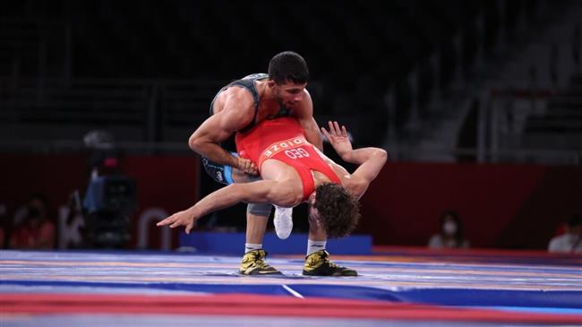 Tokyo Olympics: Iran's Reza Geraei secures spot in 67-kg category final