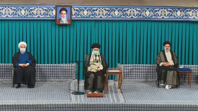 Leader endorses Ebrahim Raeisi as Iran's 8th president