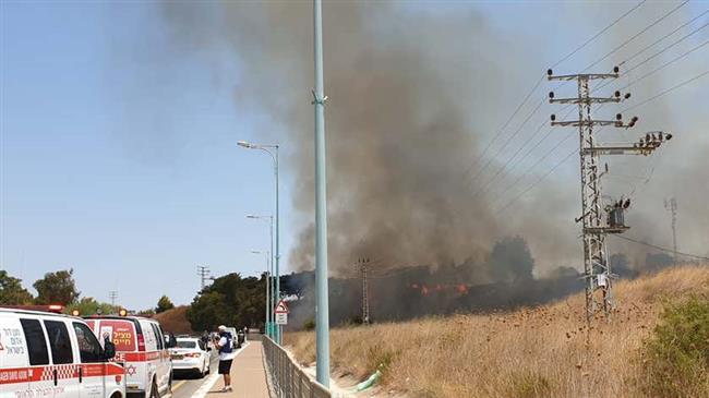 Three rockets fired from Lebanon toward Israeli-occupied territories
