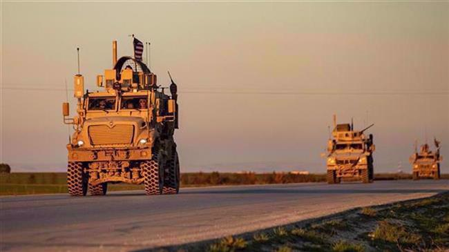 US occupation forces continue to plunder Syrian oil: SANA