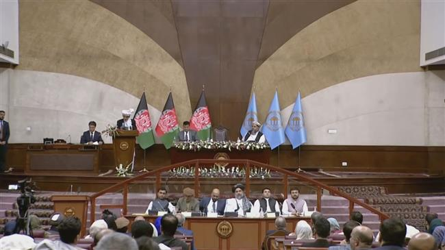 Afghans express support for Afghanistan's Armed Forces