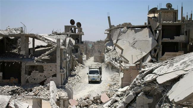 UK, EU seek to deliver terrorists as Syria tightens noose in Dara'a