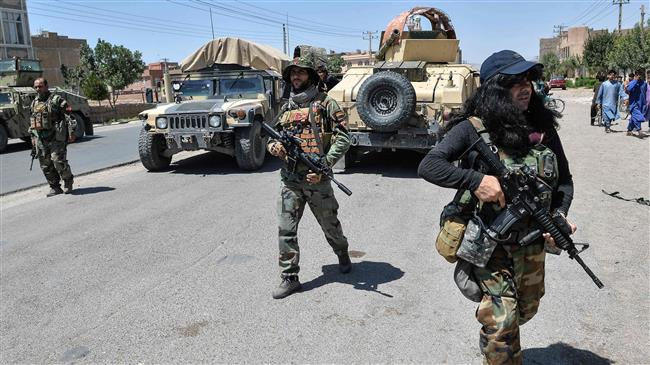 Afghan forces engage Taliban in heavy fighting in three northern provinces