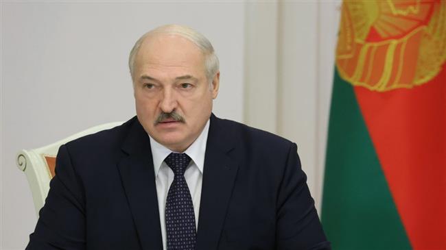 Belarus pres. dismisses UK, US sanctions, says London could 'choke on them'