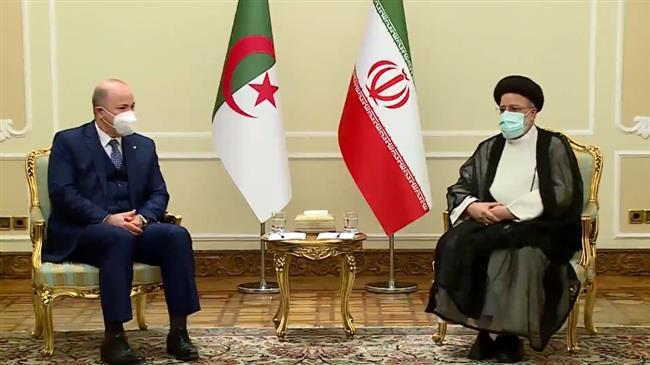 Un axe Algérie-Iran ... émerge?