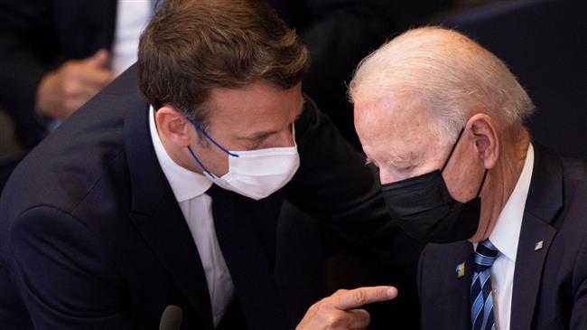 Iran: Macron, l'agent US?
