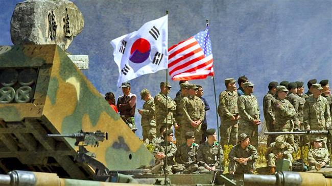 North Korea slams US, South Korea over upcoming war games