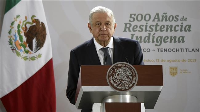 Mexican president asks indigenous to forgive Spanish 'catastrophe'