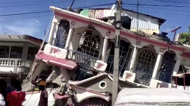Haiti quake death toll rises to 227: Official