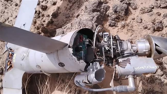 Yemeni forces shoot down US ScanEaglespy drone over Ma'rib