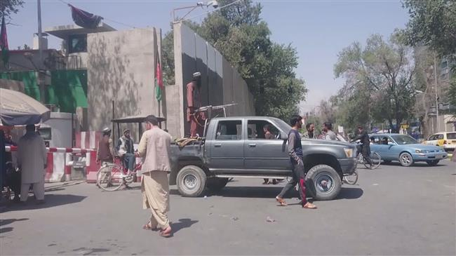 Collapse of Kabul a surprise incident even for Taliban