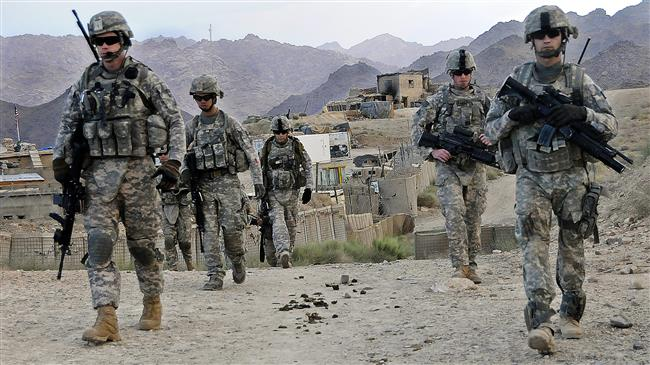 US military industrial complex only winner of Afghanistan war