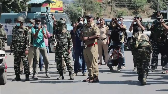 Police attack Muharram procession in India-controlled Kashmir