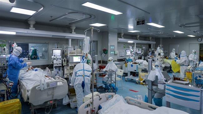 Iran says COVID hospitalizations flat in 14 provinces