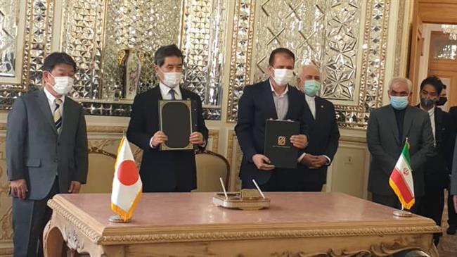 Iran, Japan sign deal to speed up customs clearance