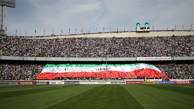 Iran hopes to allow back football fans to stadium for October WC qualifier