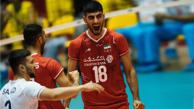 Boys Under-19 Volleyball World C'Ships: Iran outclasss India