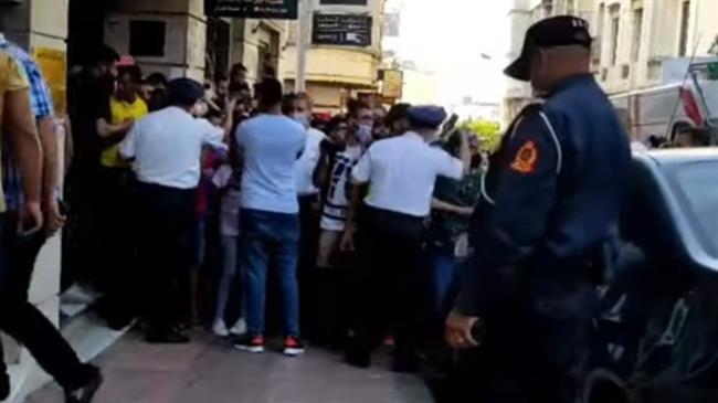 Maroc : 1ère attaque anti-Israël!