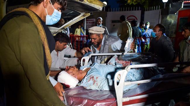 Iran blasts Kabul bombings, Russia questions US over Daesh links