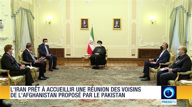 Iran Info du 27 août 2021