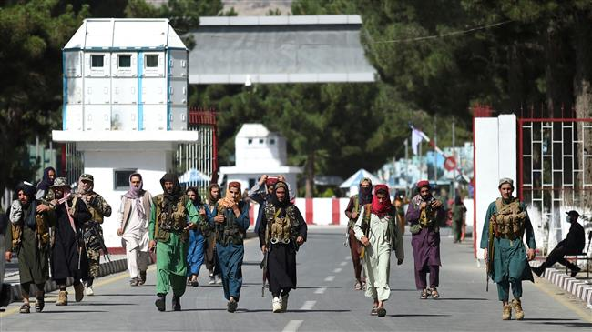Taliban ready to take over Kabul airport as US pushes to wrap up evacuations