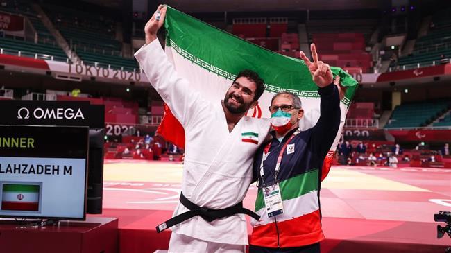 Iran para judokas shine in Tokyo 2020 Paralympic Games