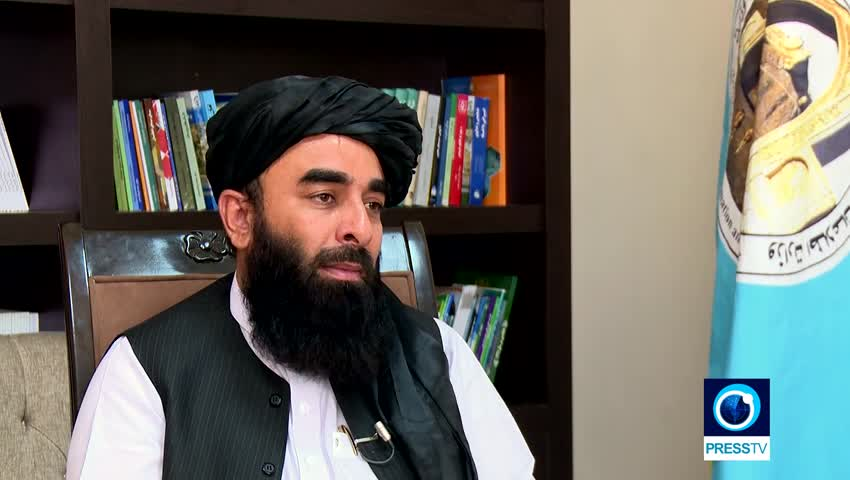 Interview with Zabihullah Mujahid