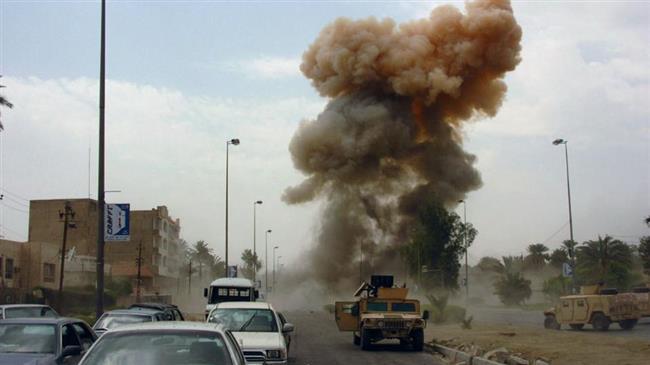 Irak: les bases US tombent !